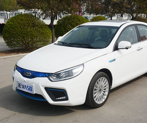新能源汽车-电动用车·江淮iEVΛ50