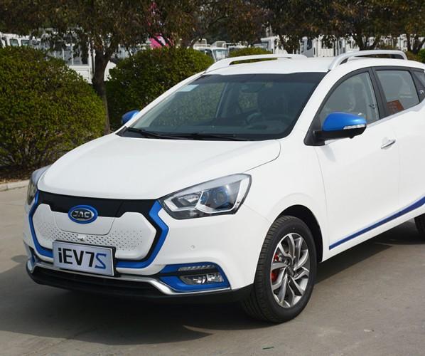 新能源汽车-电动用车·江淮iEVΛ7S