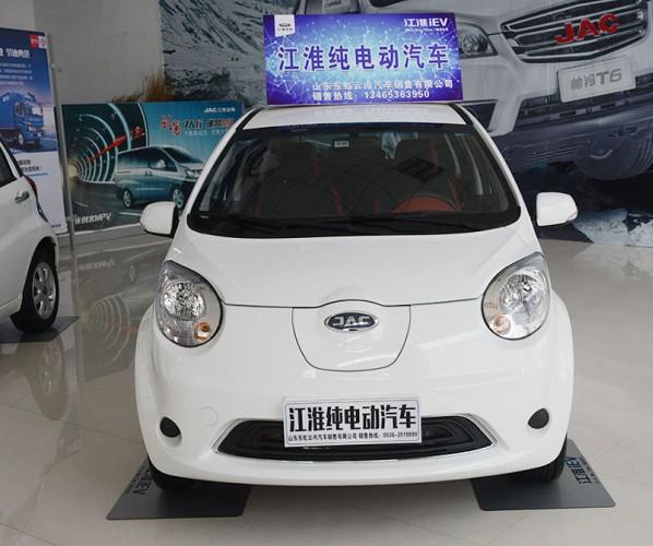 新能源汽车-电动用车·江淮iEV